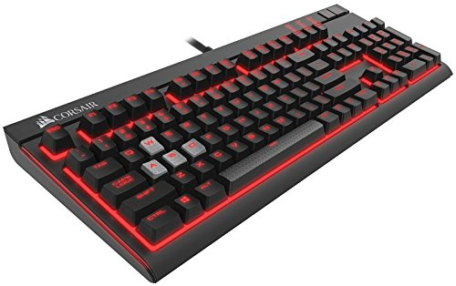 Recensione Tastiera Da Gaming: Corsair Strafe Cherry MX Red
