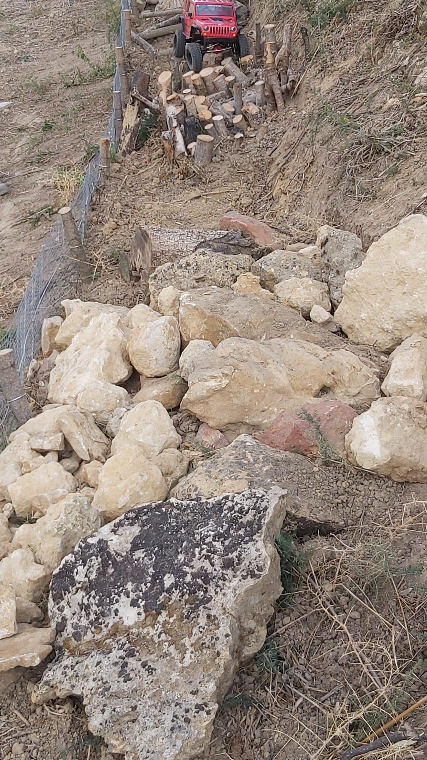 La pietraia