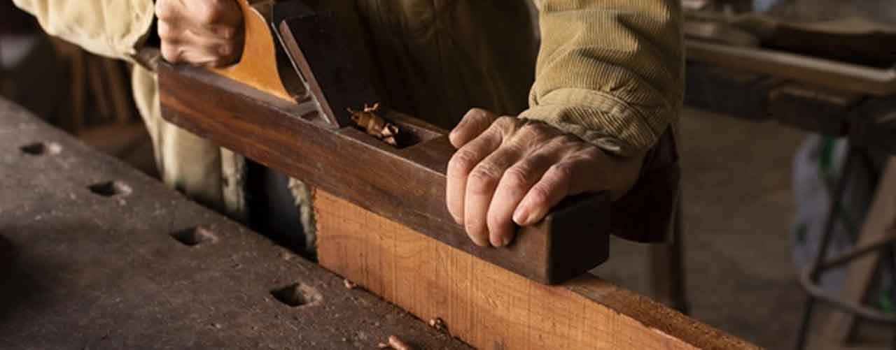 Gli strumenti per la lavorazione del legno