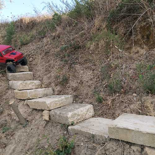 La scala di san Giacomino